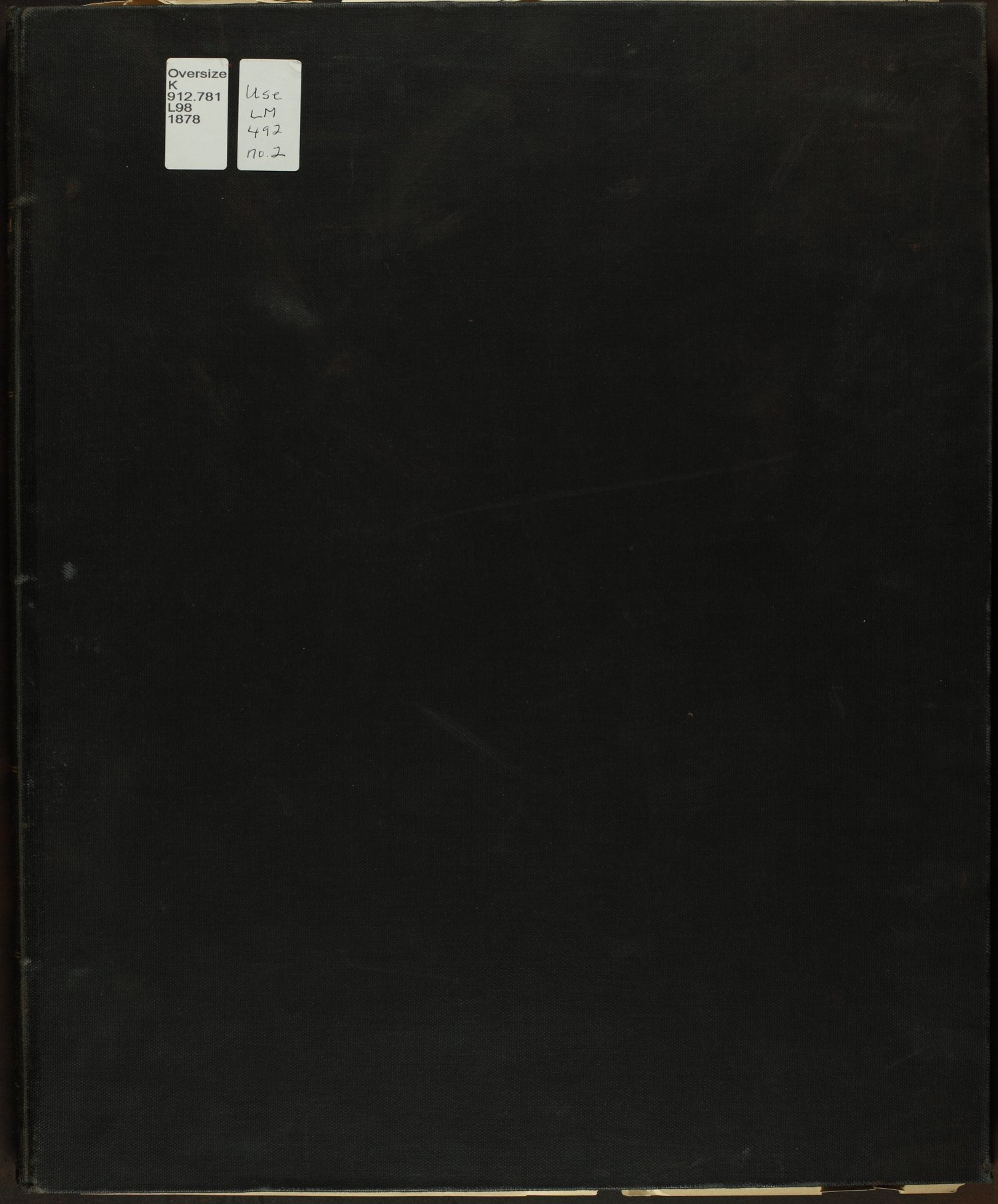 An illustrated historical atlas of Lyon county, Kansas - Front Cover