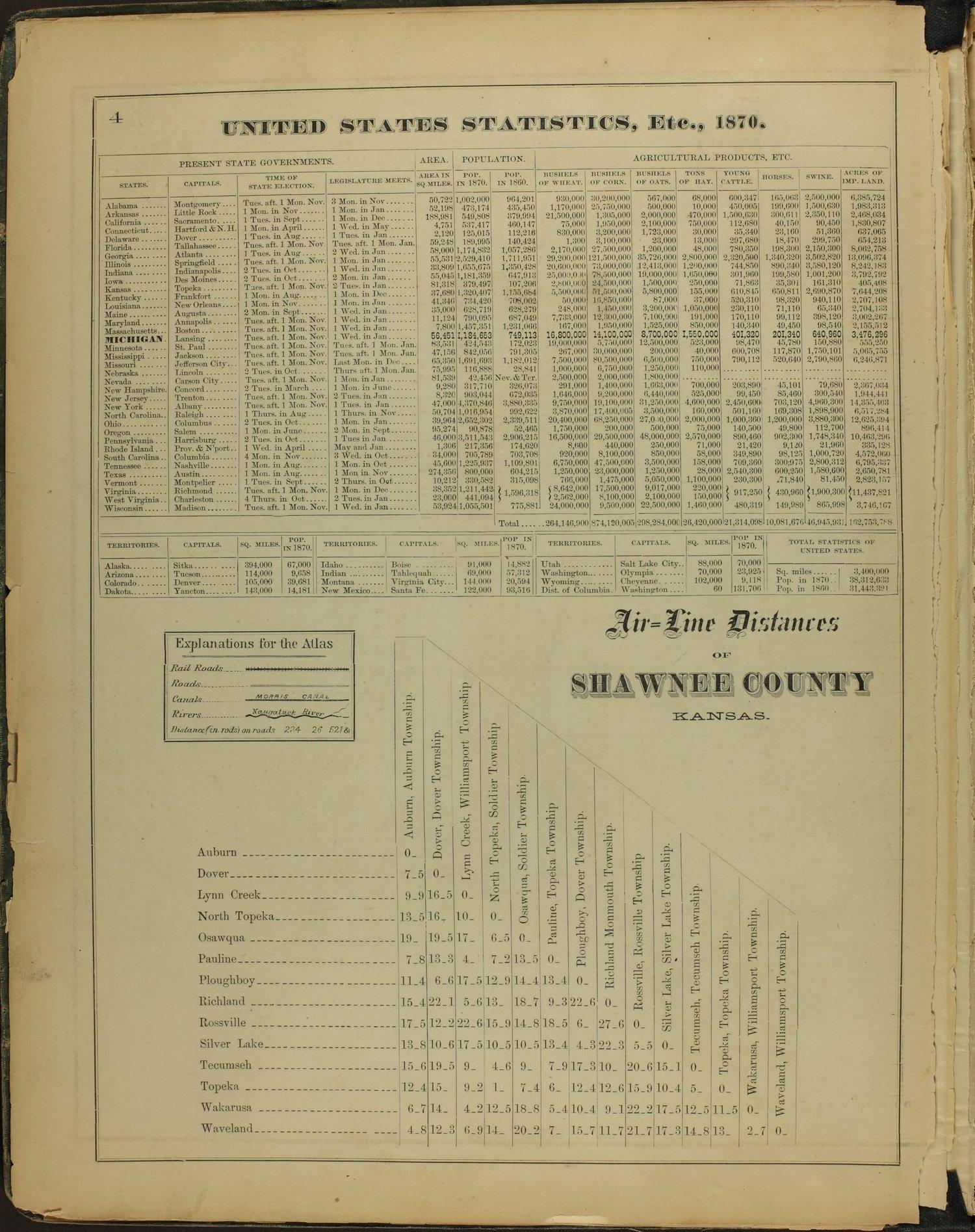 Atlas of Shawnee County, Kansas - 4