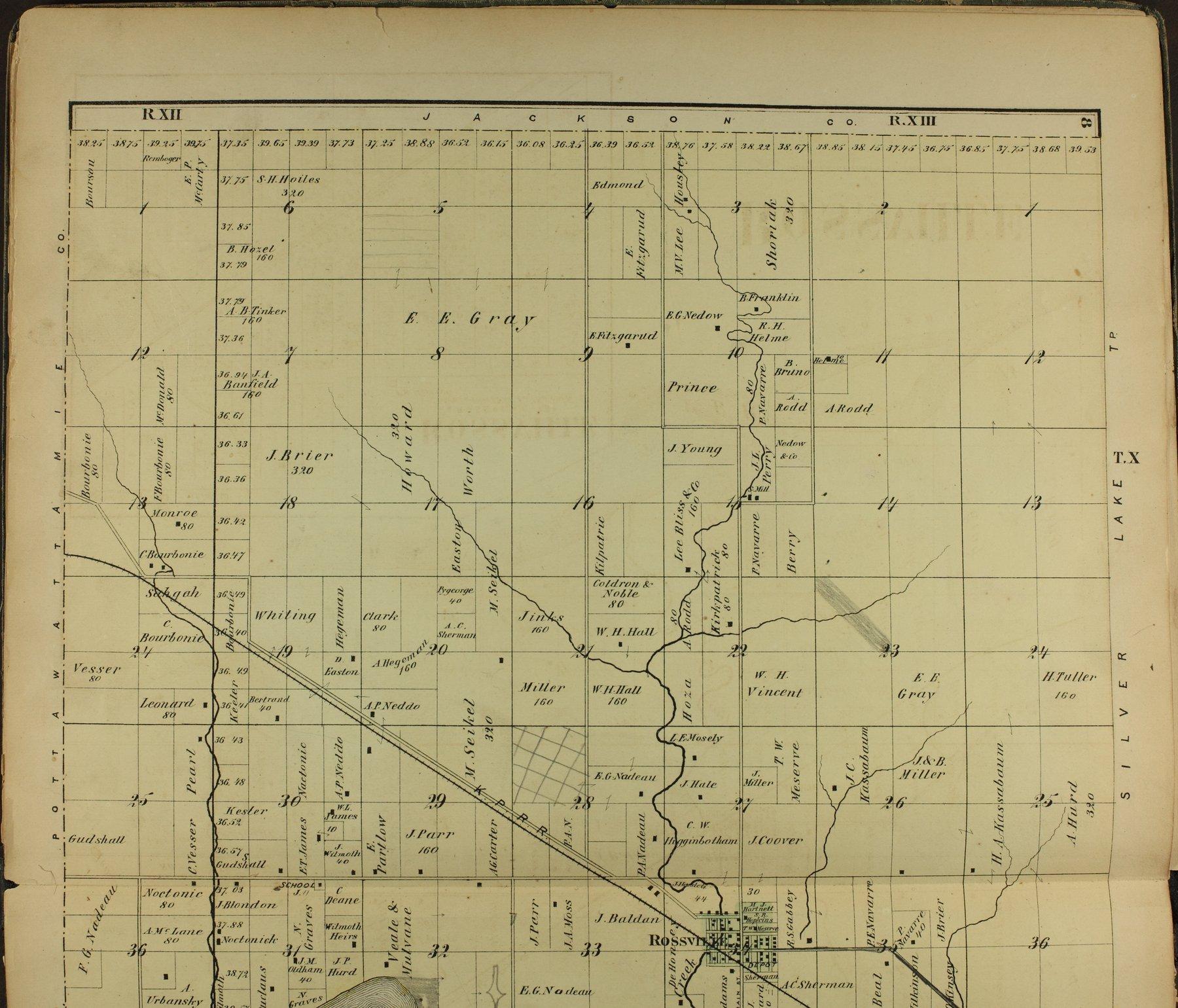 Atlas of Shawnee County, Kansas - 8