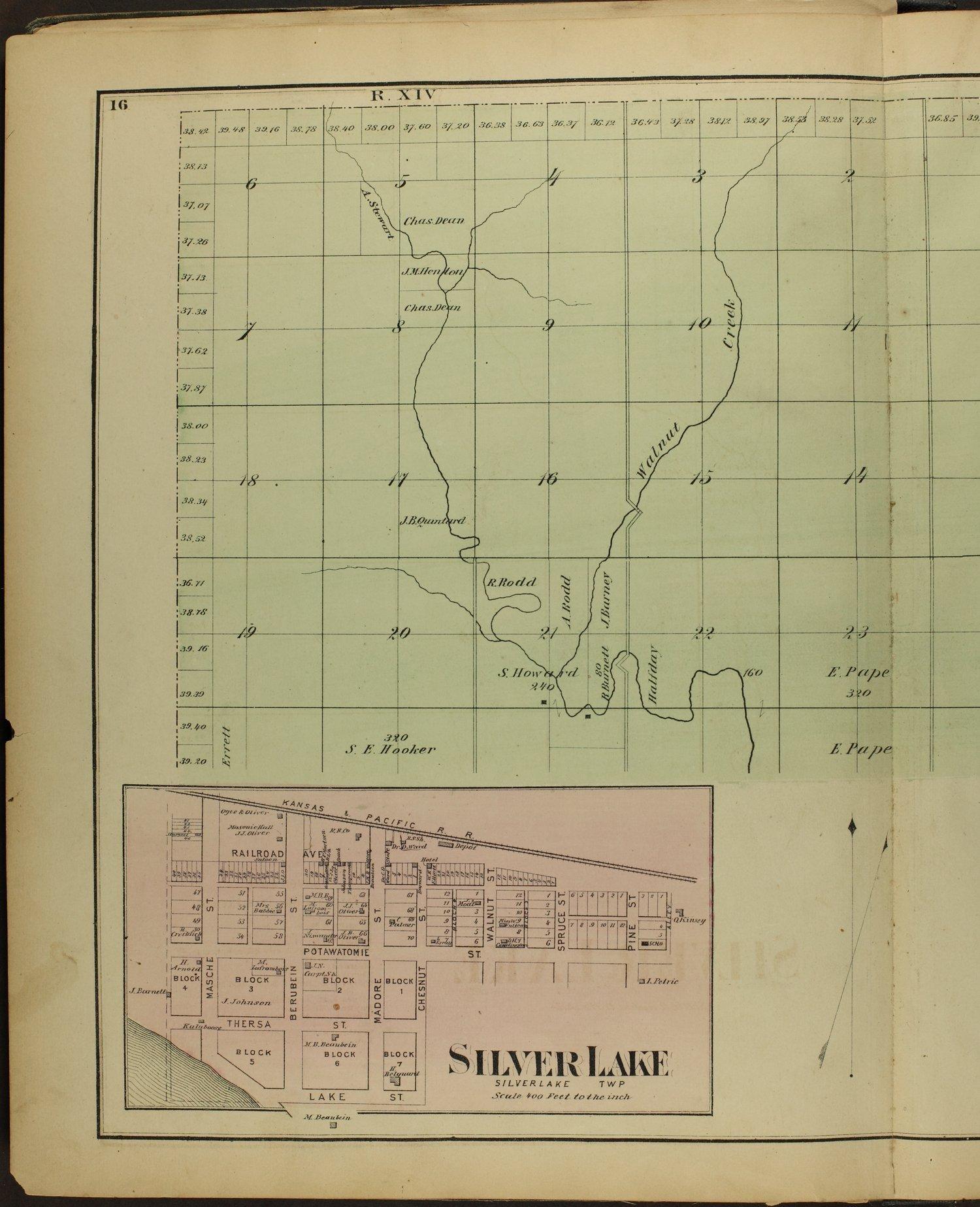 Atlas of Shawnee County, Kansas - 16