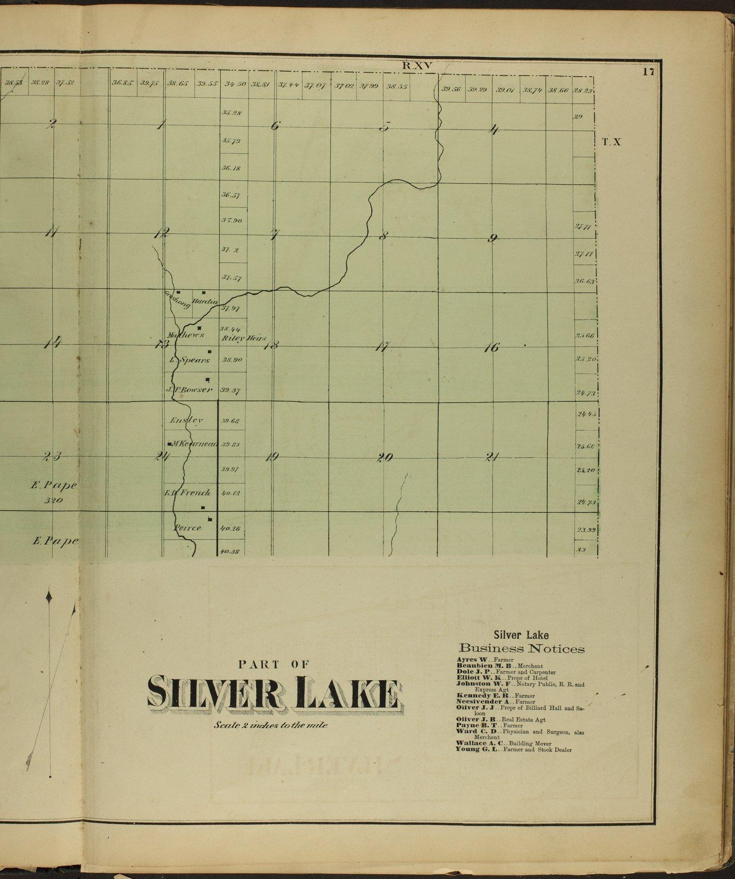 Atlas of Shawnee County, Kansas - 17