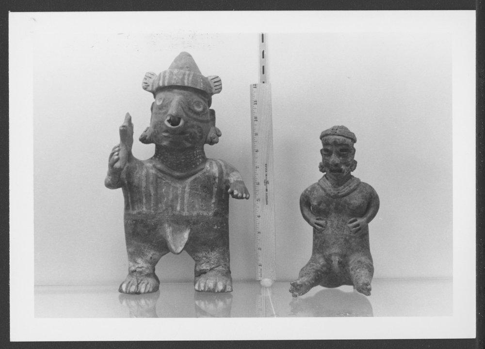 Native American artifacts in the Menninger Museum, Topeka, Kansas - 1
