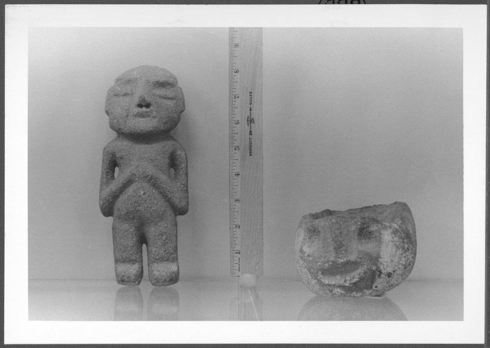 Native American artifacts in the Menninger Museum, Topeka, Kansas - 2