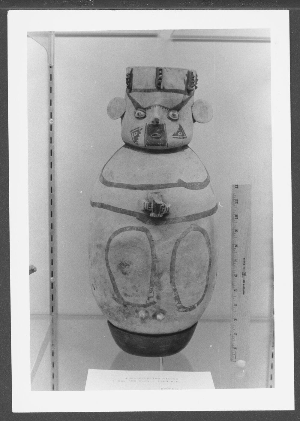 Native American artifacts in the Menninger Museum, Topeka, Kansas - 3