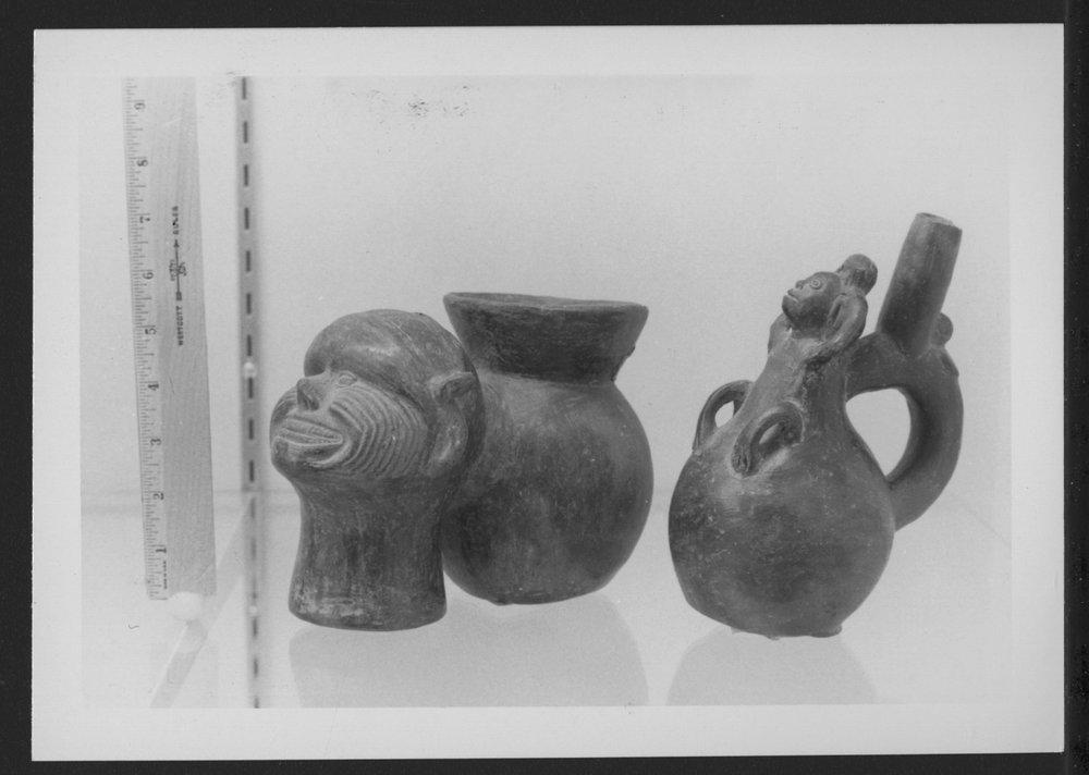 Native American artifacts in the Menninger Museum, Topeka, Kansas - 6