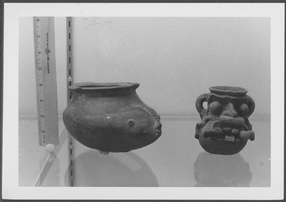Native American artifacts in the Menninger Museum, Topeka, Kansas - 7