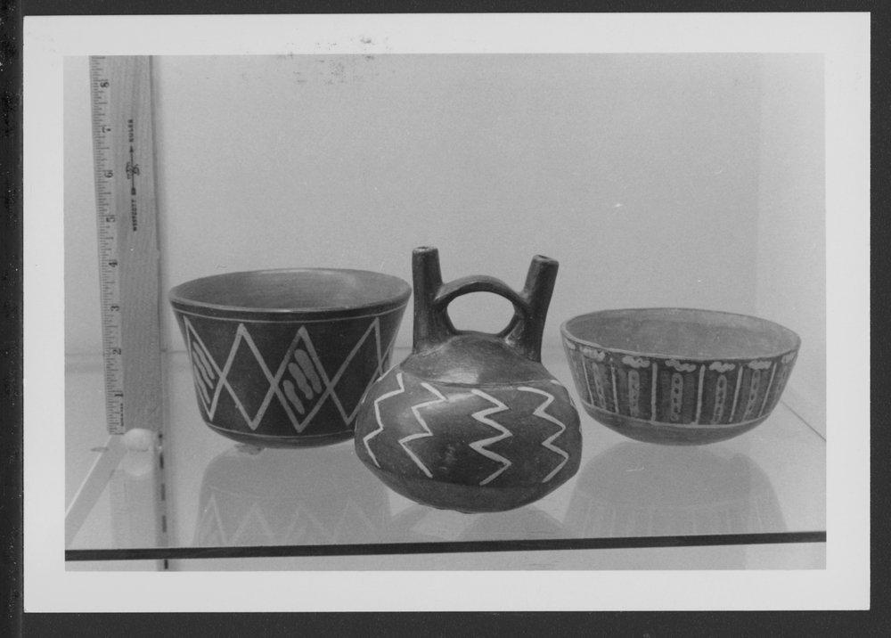 Native American artifacts in the Menninger Museum, Topeka, Kansas - 10