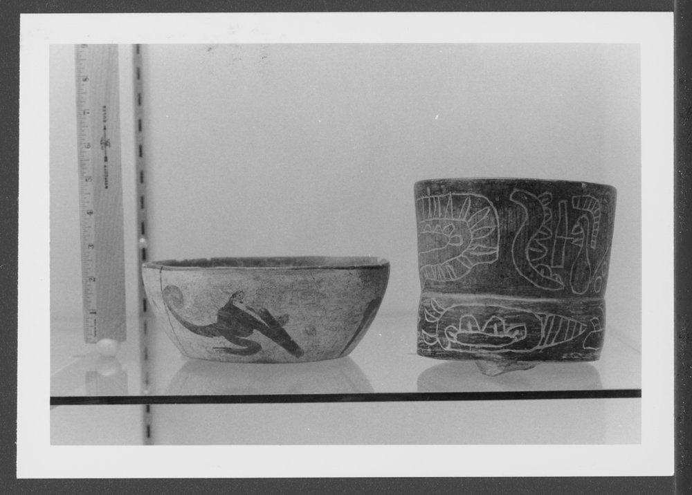 Native American artifacts in the Menninger Museum, Topeka, Kansas - 11