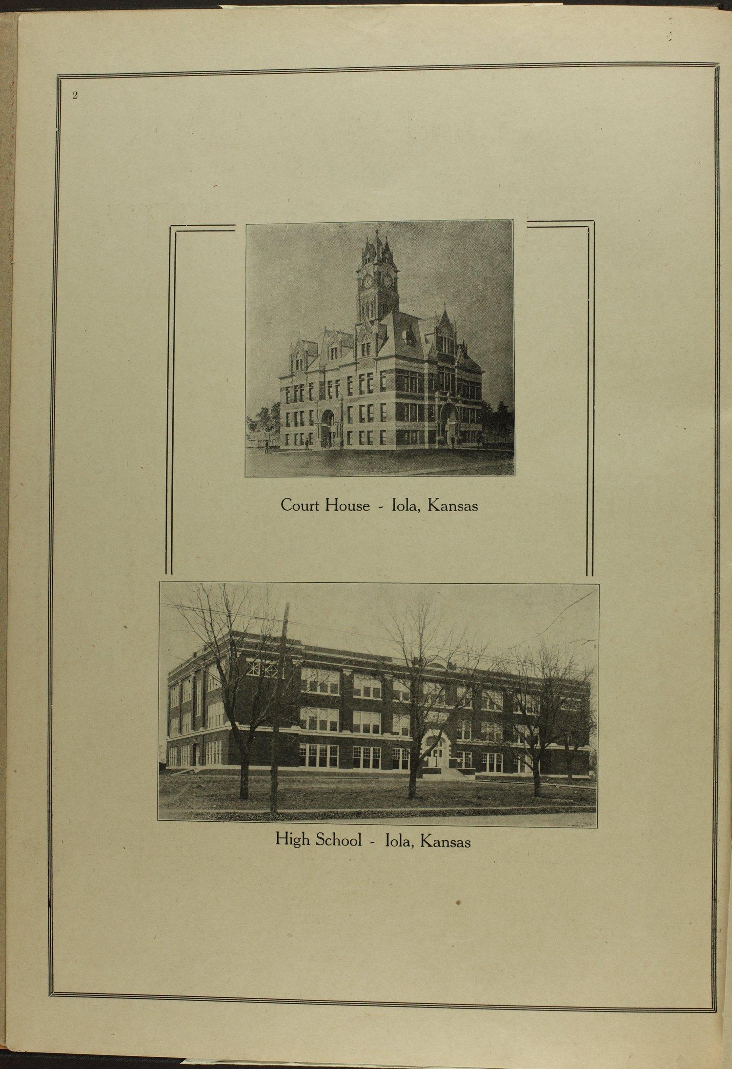 Atlas and plat book of Allen County, Kansas - 2