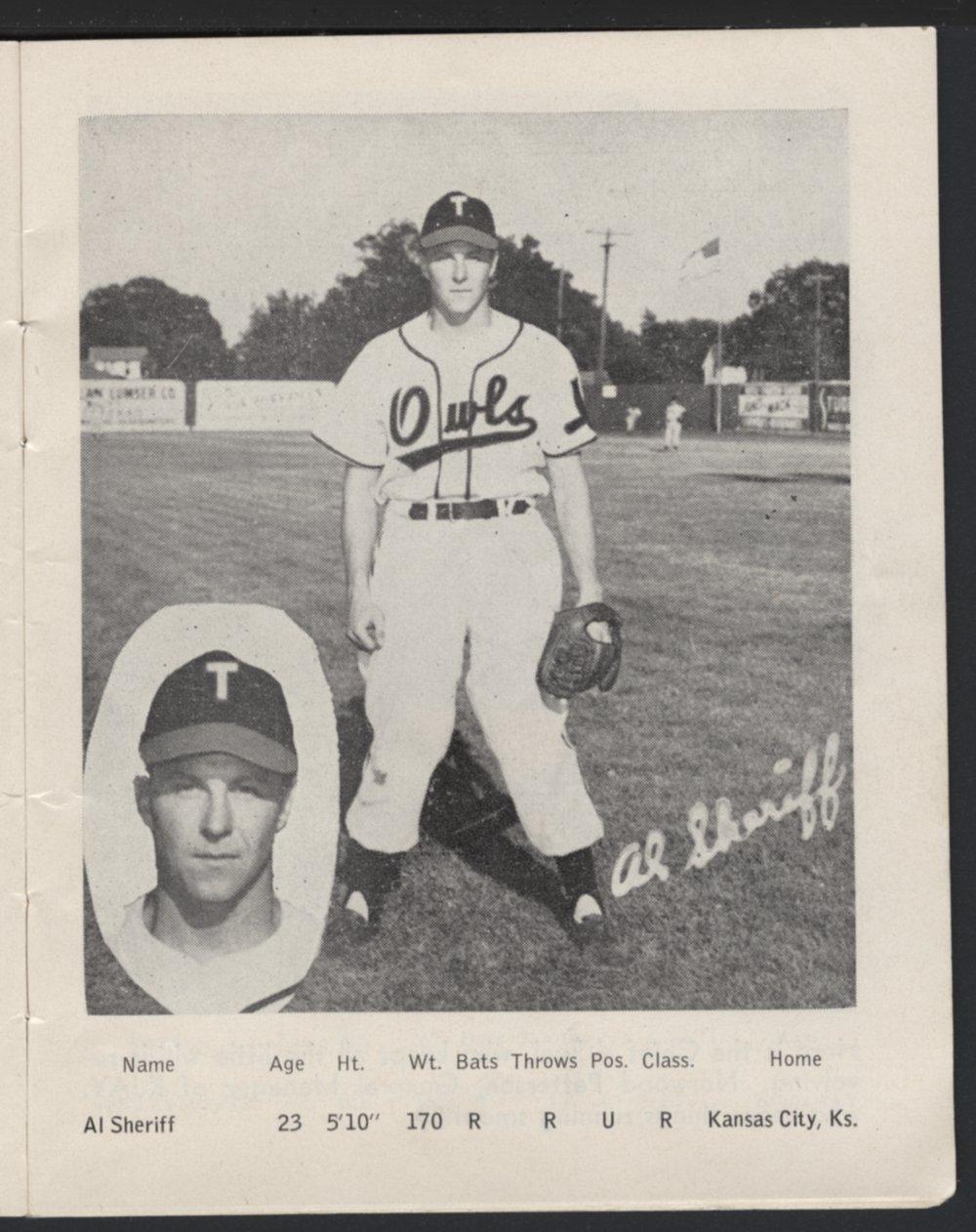 Meet your baseball players on KJAY - 5