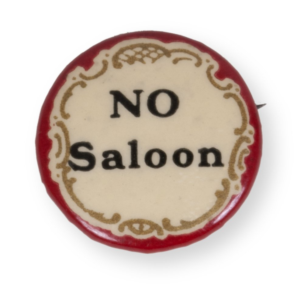 No Saloon button