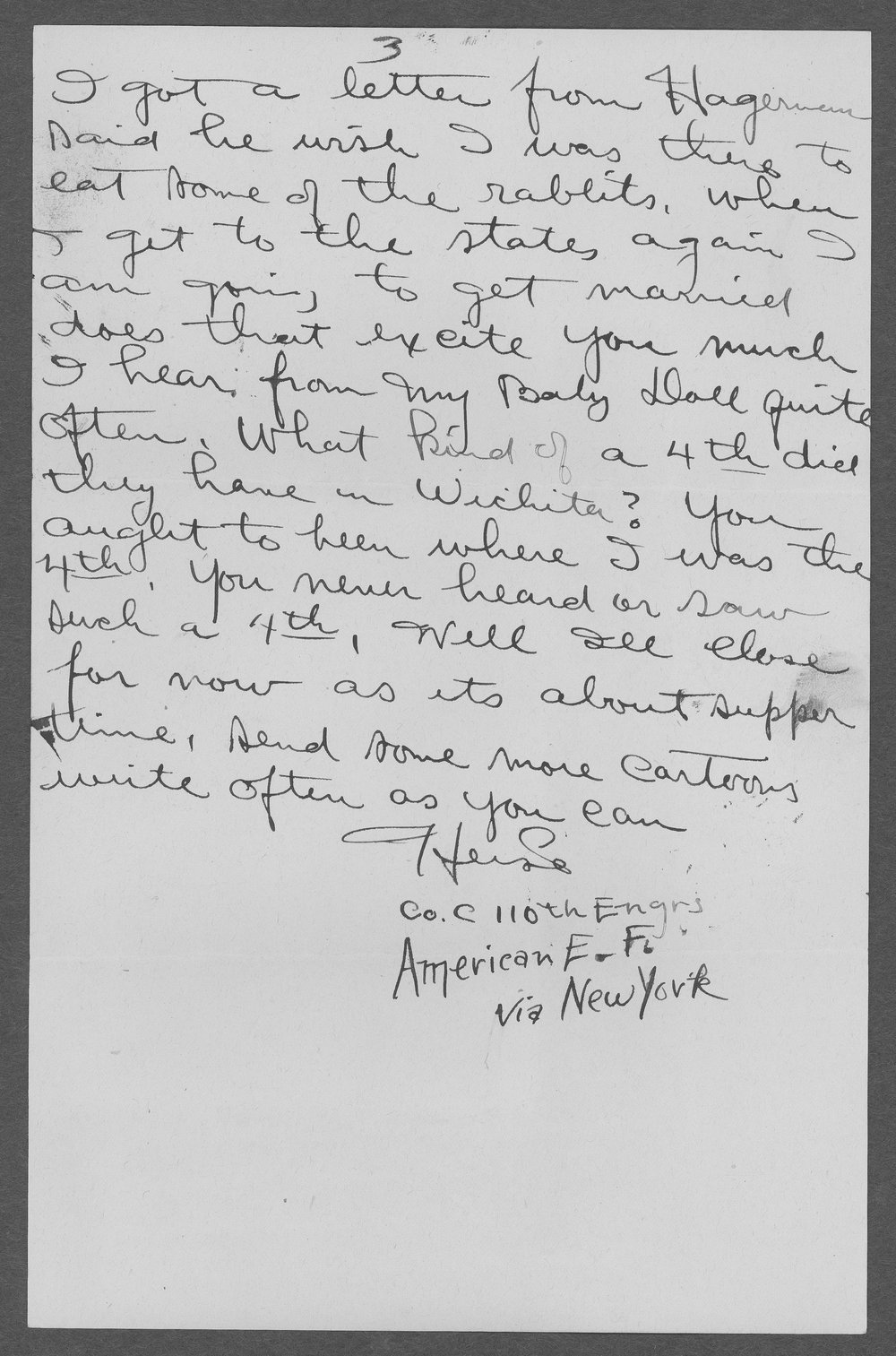 Heise Henry Sebree, World War I soldier - 12