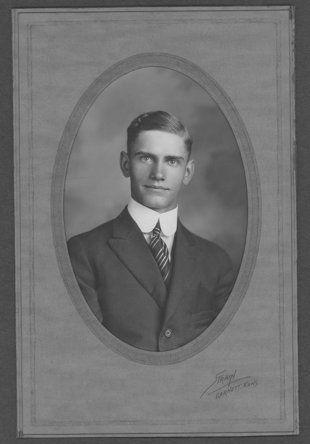 Victor Wendell Welton, World War I soldier - 3