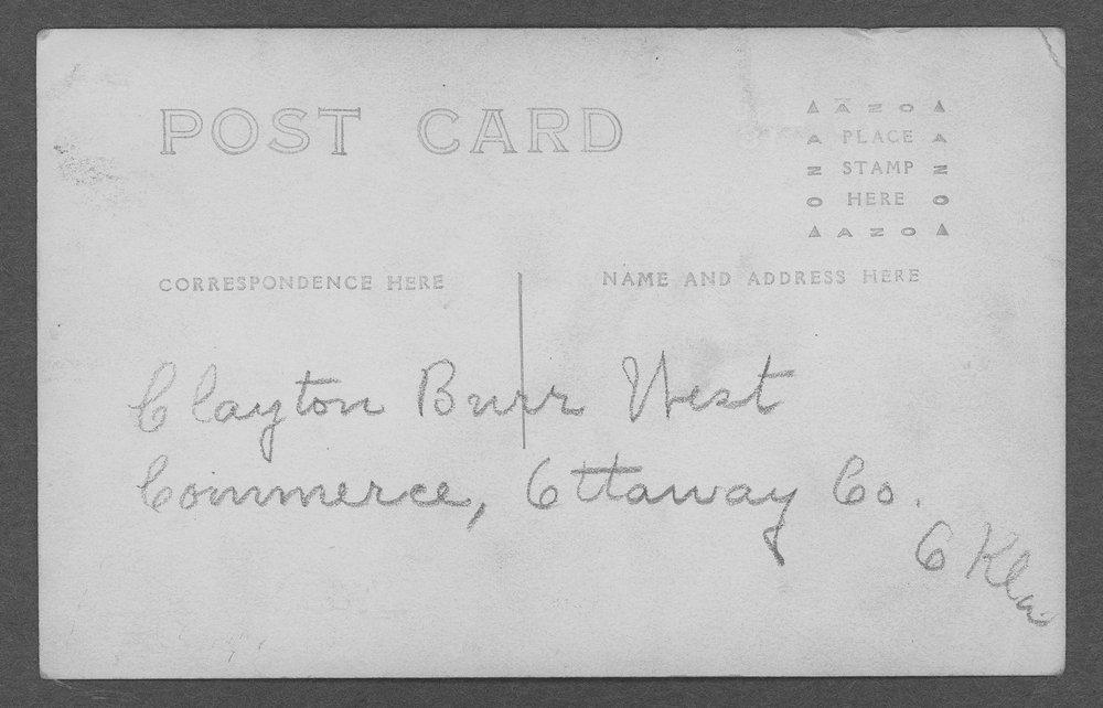 Clayton Burr West, World War I soldier - 2