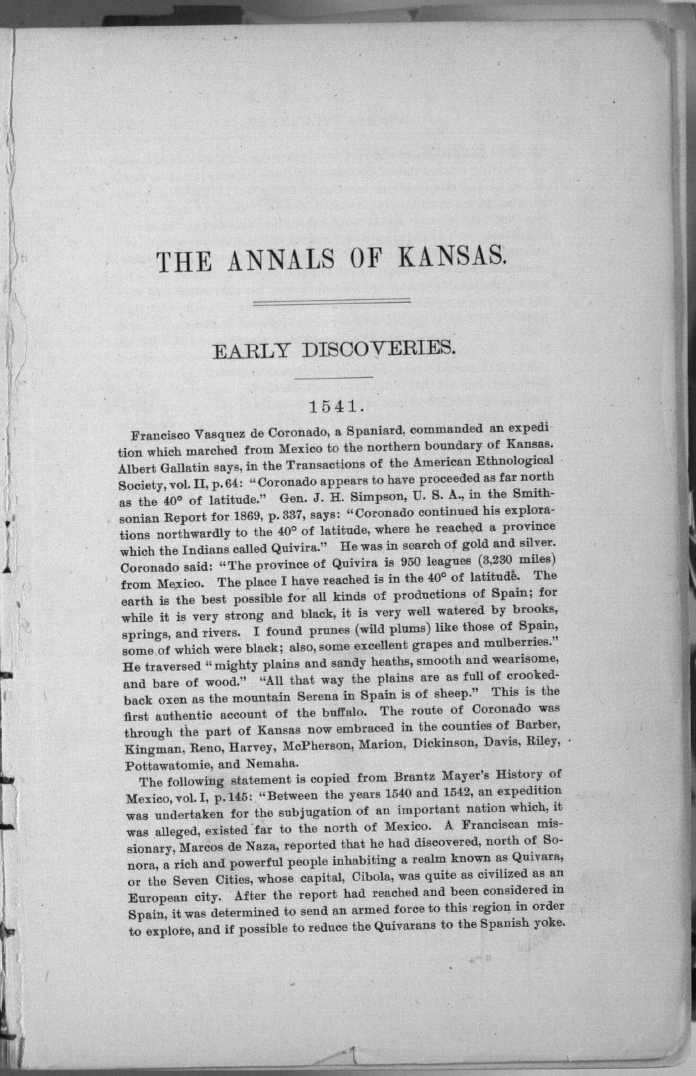 Annals of Kansas - 5