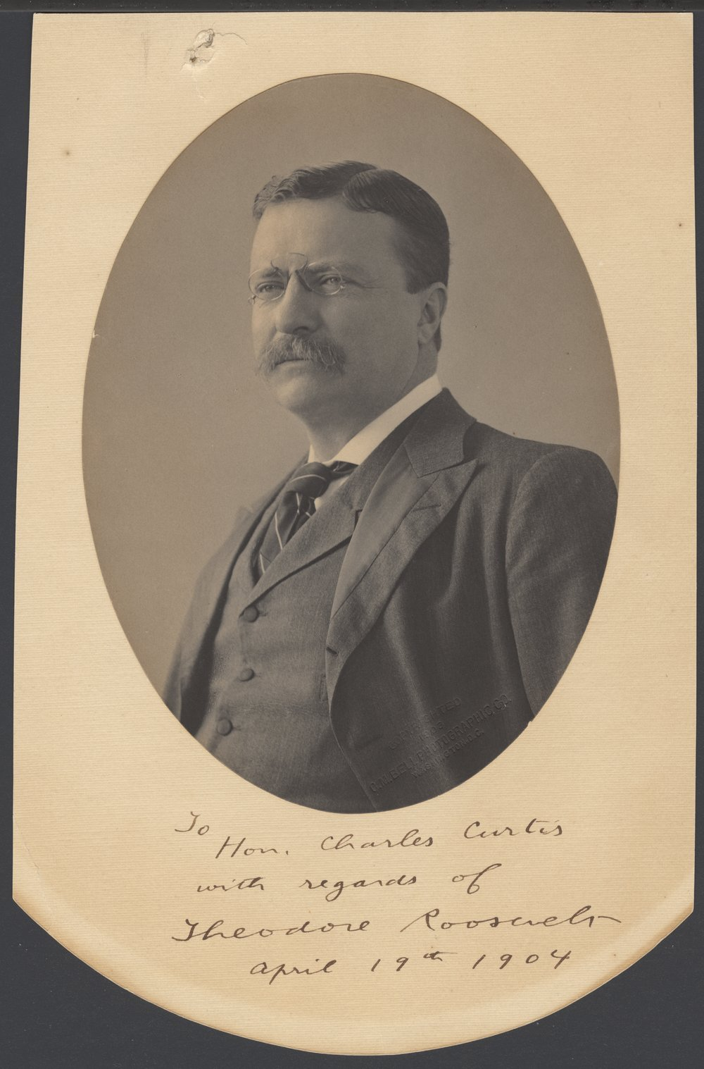 Theodore Roosevelt, President of the United States