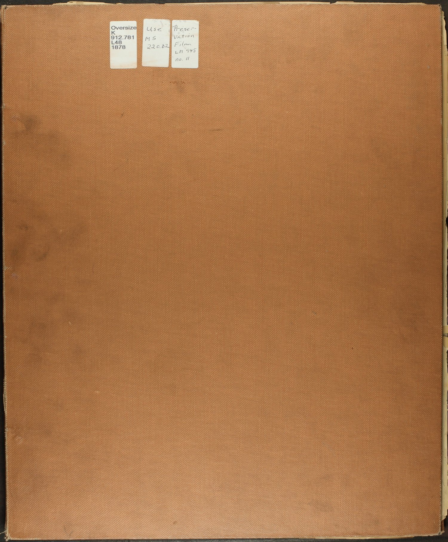 Atlas map of Leavenworth County, Kansas - Front Cover