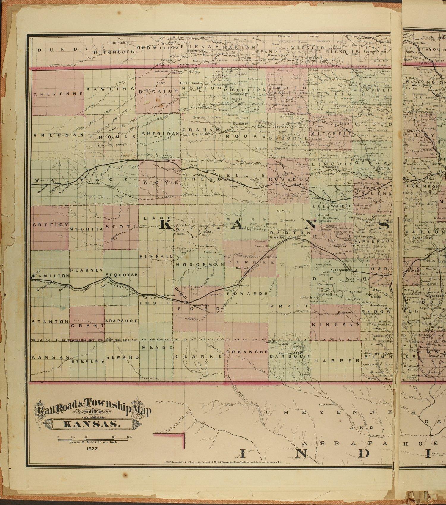 Atlas map of Leavenworth County, Kansas - 11