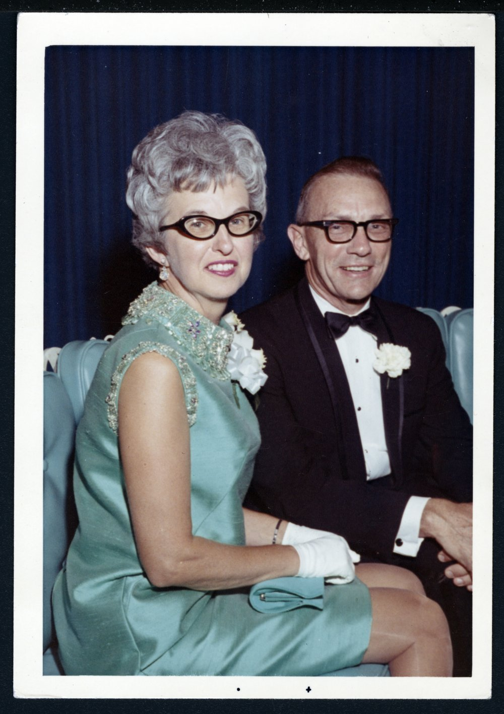 Dr. John and Marion Reynolds