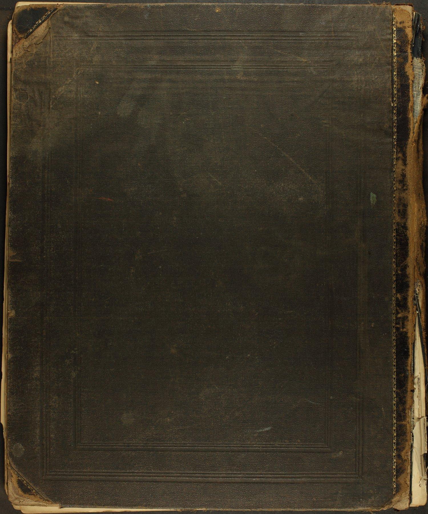 Historical Atlas of Sedgwick County, Kansas - Back Cover