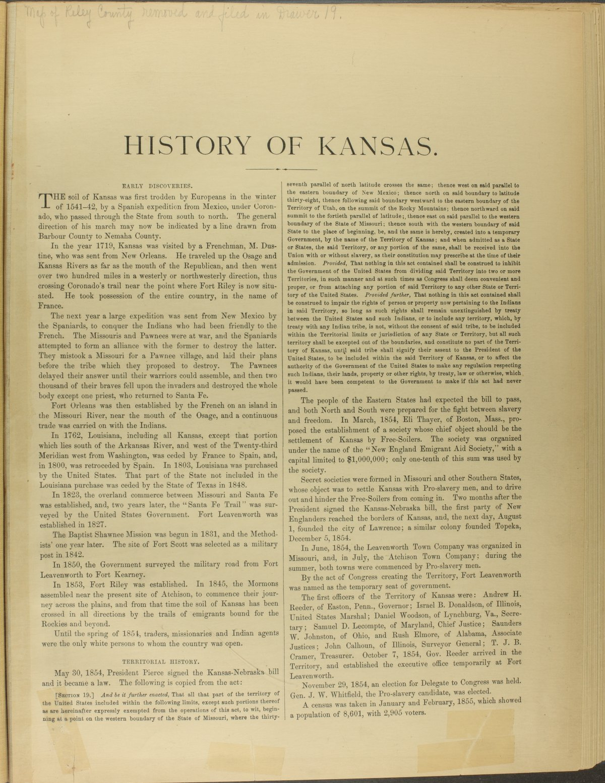 Historical plat book of Riley County, Kansas - 11