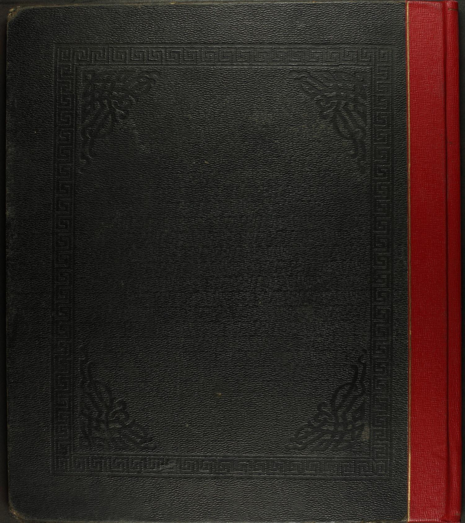 Standard atlas of Republic County, Kansas - Back Cover