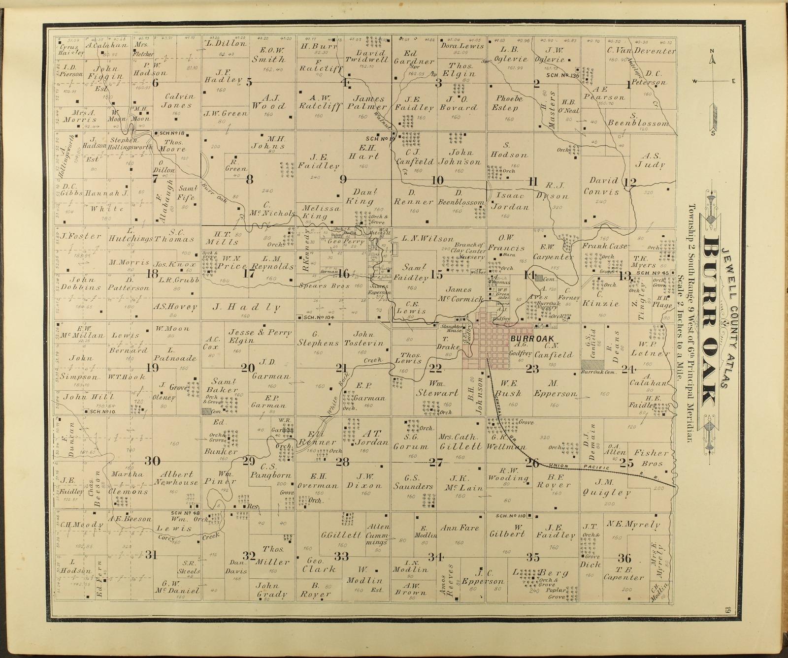 Atlas of Jewell County, Kansas - 19