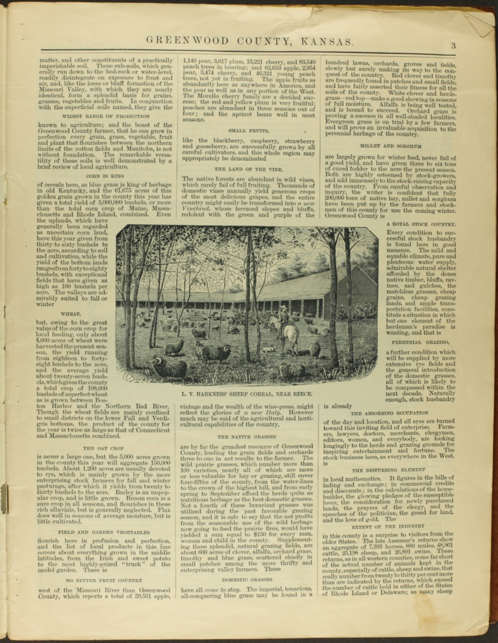 Handbook of Greenwood County, Kansas - 3