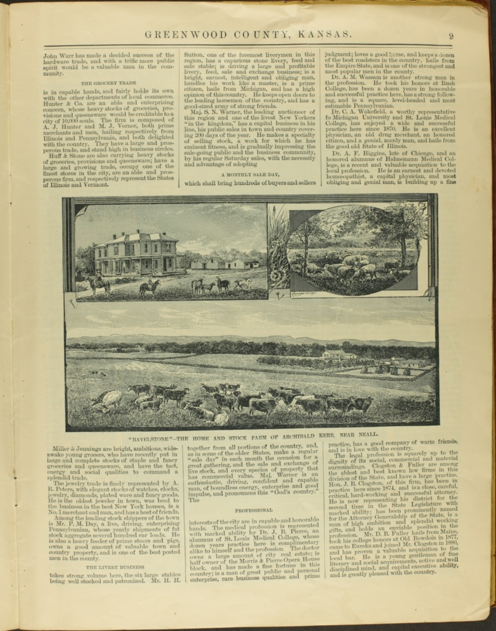 Handbook of Greenwood County, Kansas - 9