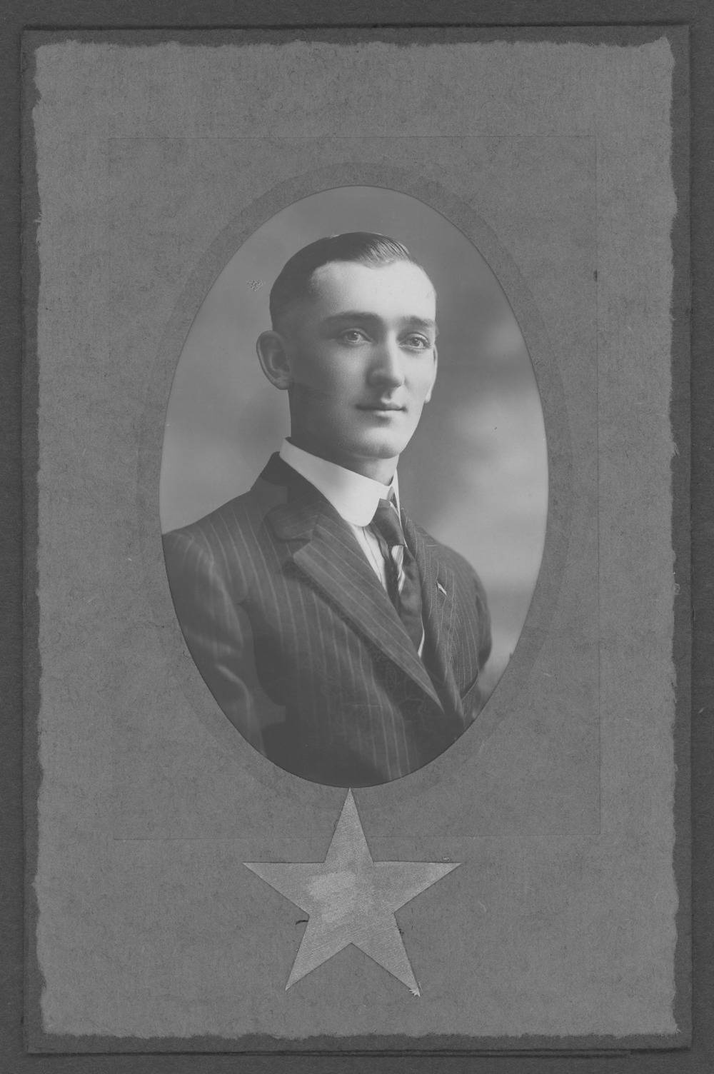 Ed Roland McWilliams, World War I soldier - 2