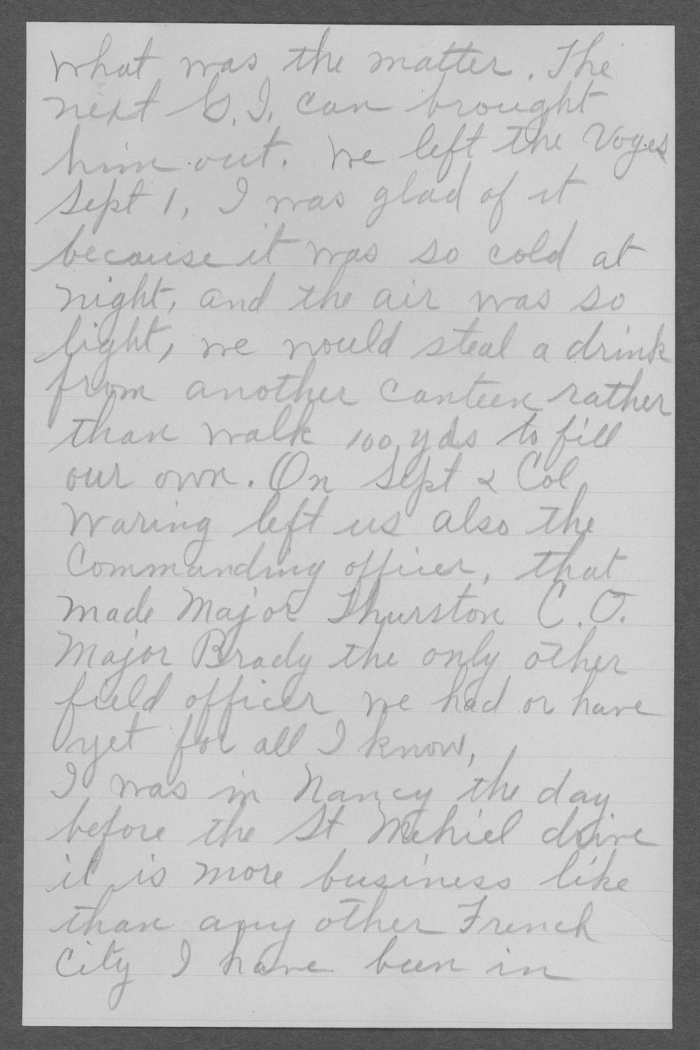 Edward A. Manning, World War I soldier - 9