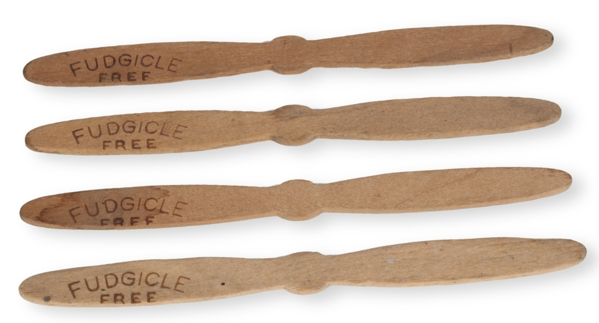 Fudgicle sticks
