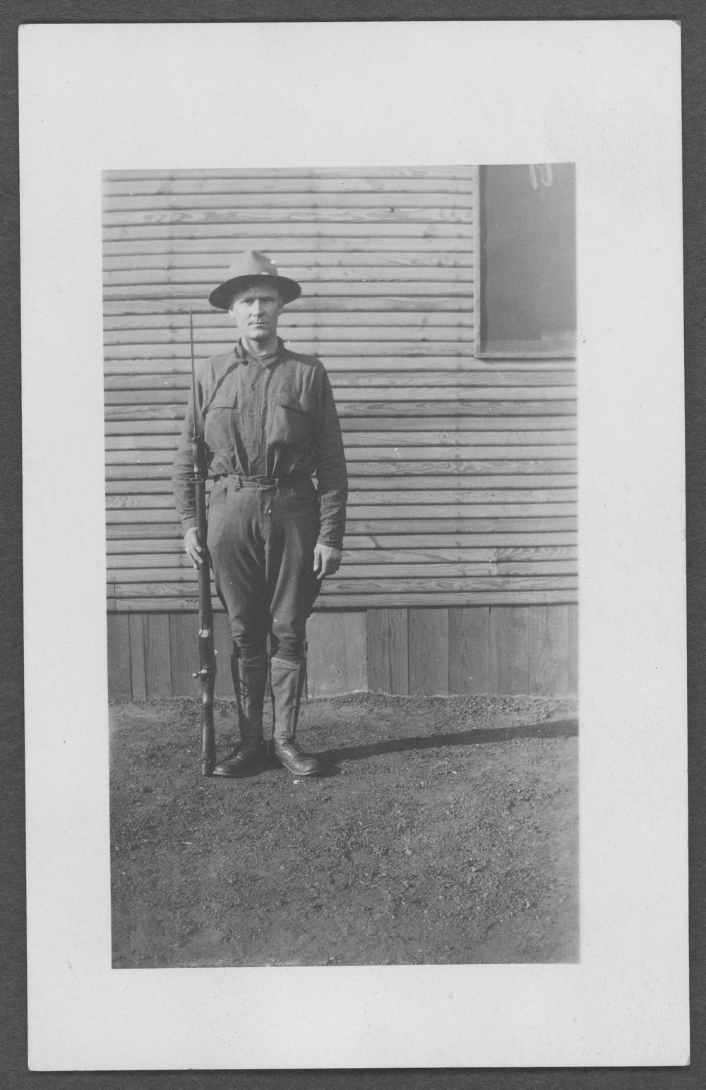 Albert F. Beskow, World War I soldier - 1