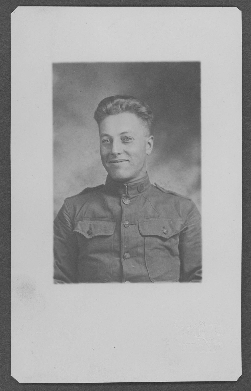 Aloysius Bichlmeier, World War I soldier - 1