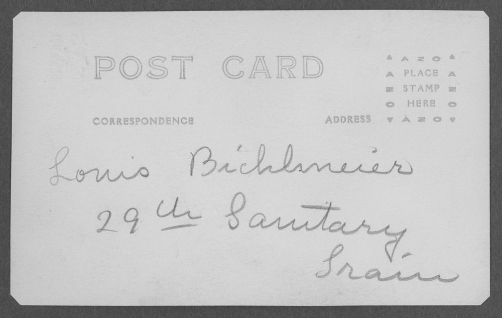 Aloysius Bichlmeier, World War I soldier - 2