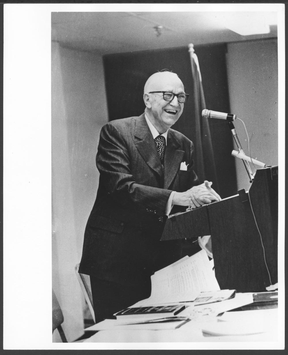 Karl A. Menninger, M.D.