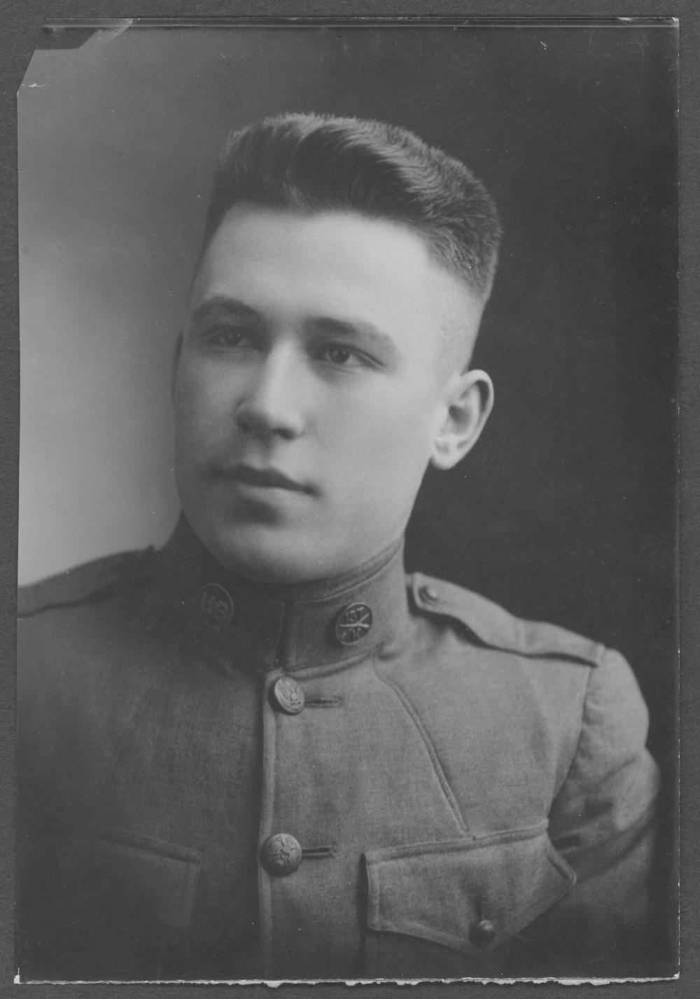 Walter McKinley Blackledge, World War I soldier - 3