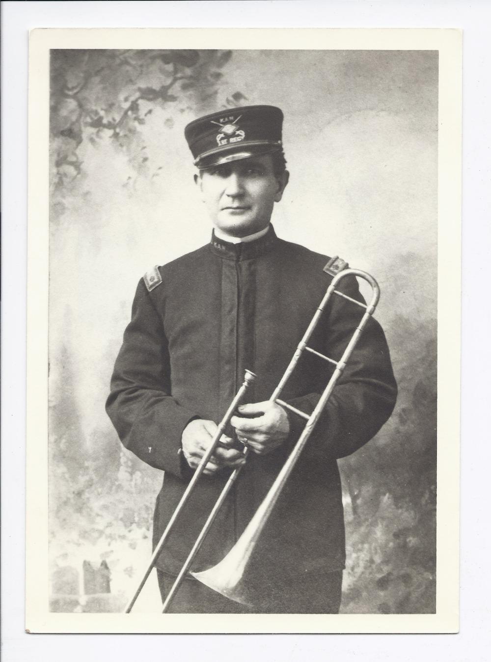 U.G. Stewart, Rossville, Kansas - 1