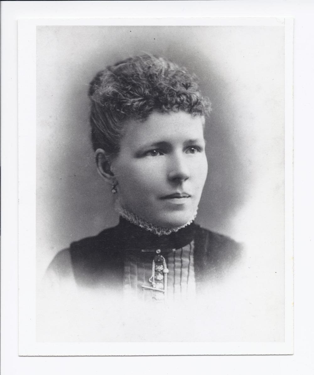 Grace Kerr, Rossville, Kansas - 1