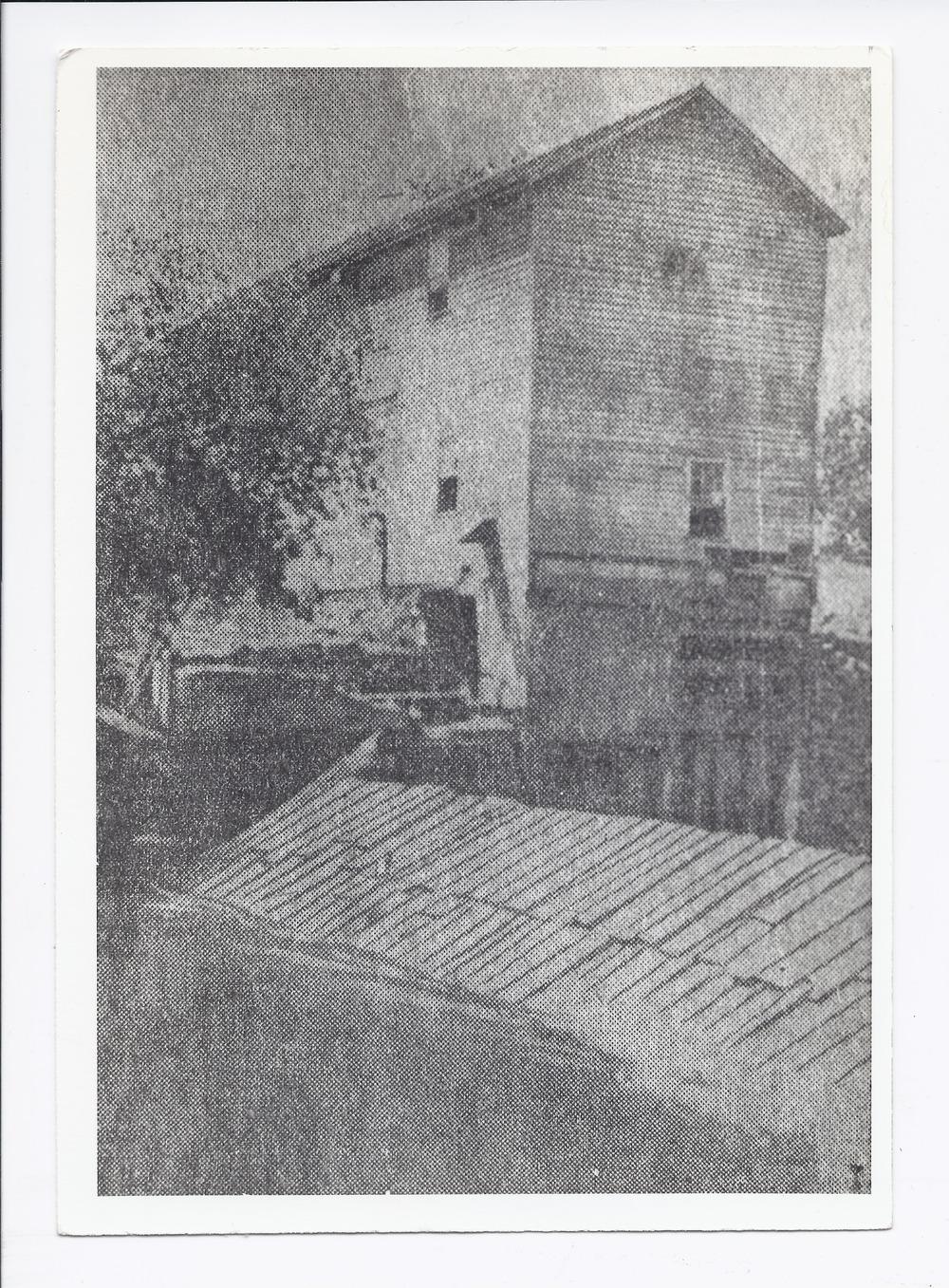 Cedar Bluff Mill, Rossville, Kansas