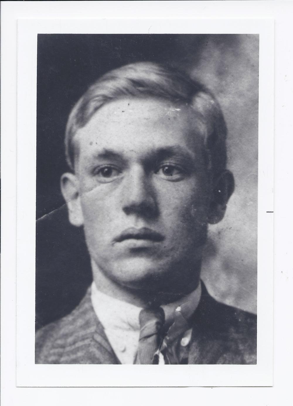 Paul Stewart, Rossville, Kansas - 1