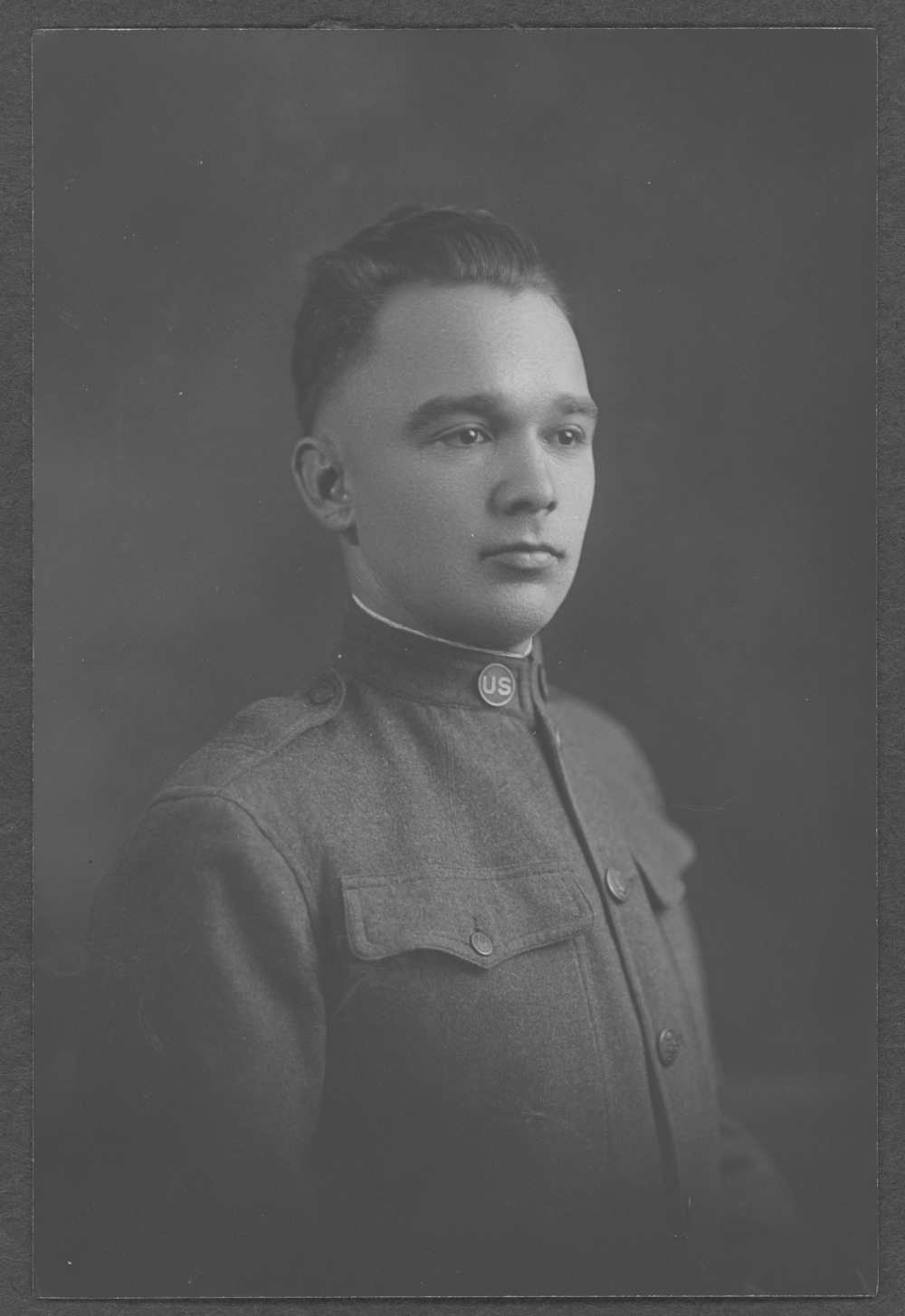 Arthur Strange Tisdale, World War I soldier - 1