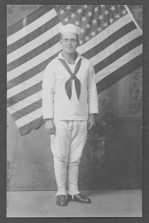 Allen Trachsel, World War I soldier - 1