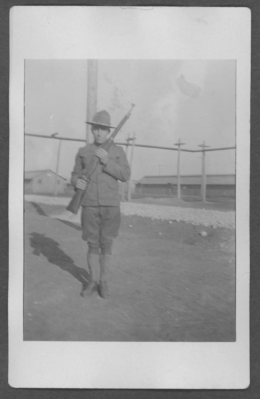 Peter C. Trapp, World War I soldier - 1