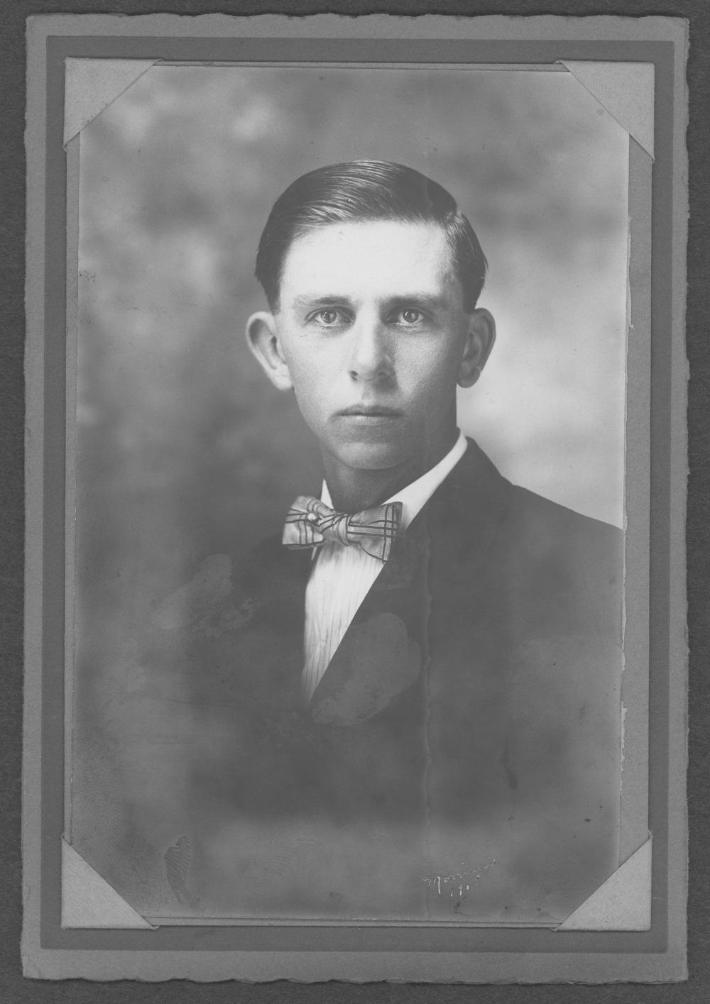 George Miner Pottenger, World War I soldier - 3