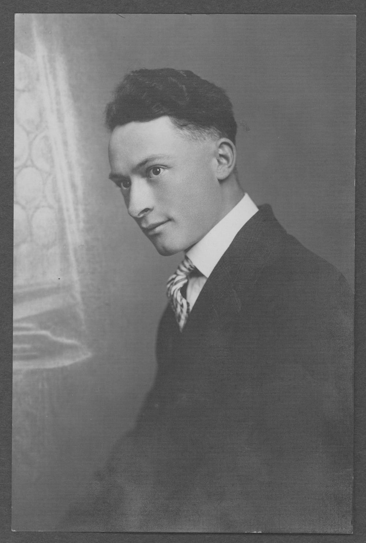 Claude Edward Pratt, World War I soldier - 1