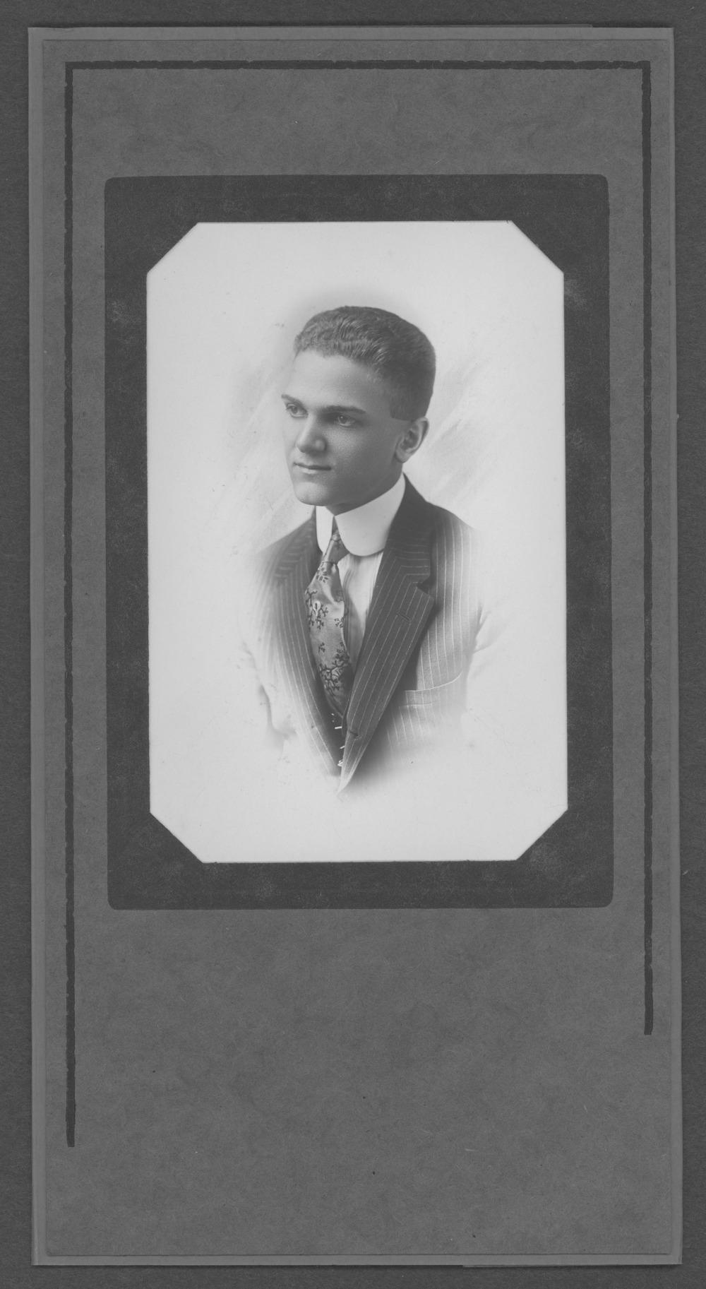 Glenn M. Morrow, World War I soldier - 2