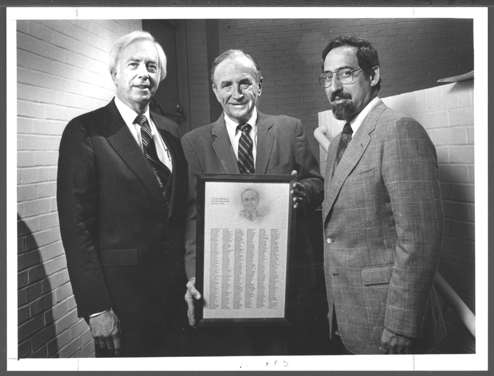 Martin Leichtman, PhD, the first J. Cotter Hirschberg professor at the Menninger Clinic in Topeka, Kansas