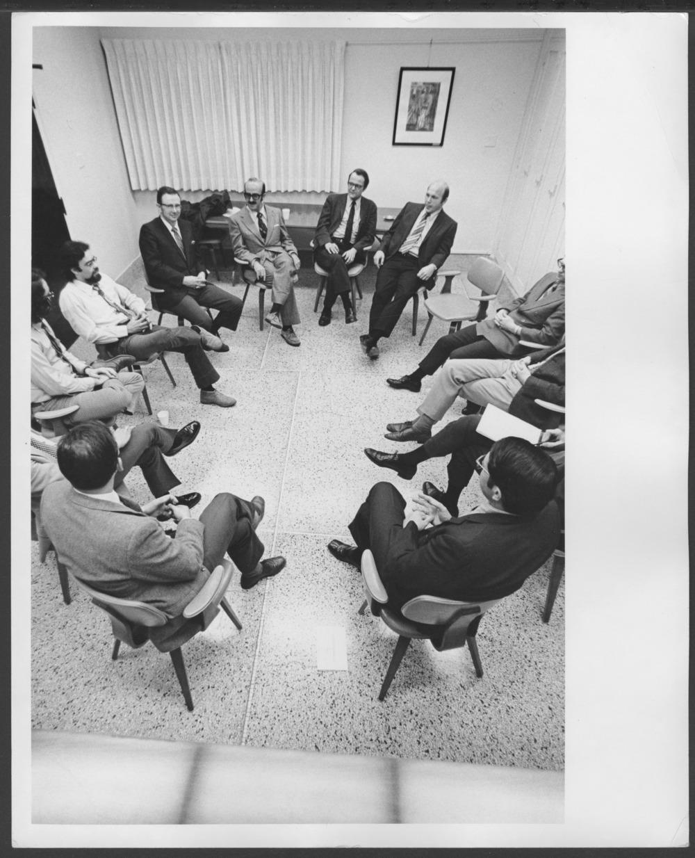 Menninger Clinic treatment team, Topeka, Kansas