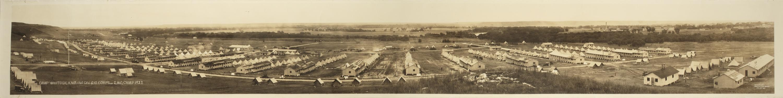 Camp Whitside at Fort Riley, Kansas
